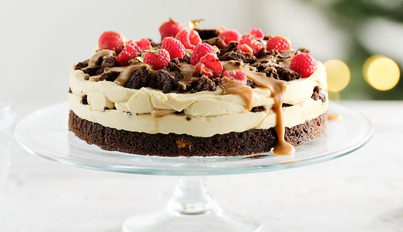 Salted Caramel Brownie Cheesecake Recipe Betty Crocker Au