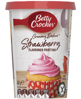 Creamy Deluxe Strawberry Flavoured Frosting