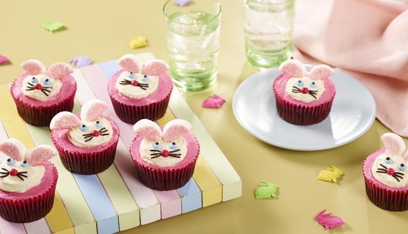 Bunny Cupcake Recipe   Gluten Free Recipes   Betty Crocker AU